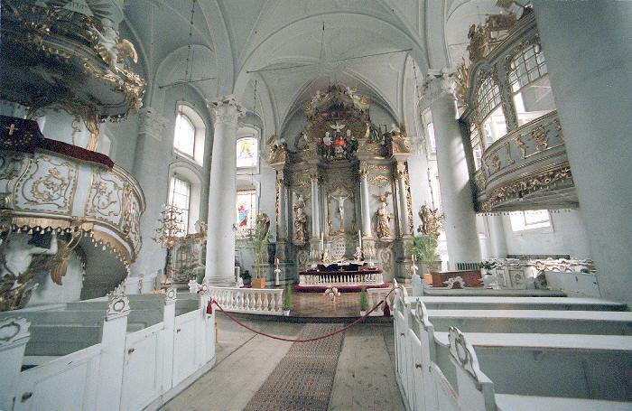 Liepaja S Church Of The Holy Trinity